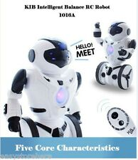 Intelligent Balance RC Robot Dancing Toy with Music Kids Christmas Present Gift