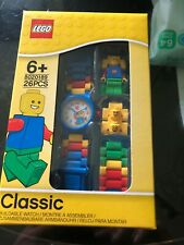 Lego Classic Children's Watch 8020189. Buildable Set Toy