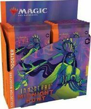 Magic The Gathering MTG nuevas Innistrad Midnight Hunt coleccionista Booster Caja Sellada