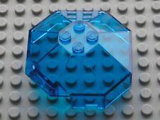 LEGO TrBlue Windscreen Octagonal Canopy 2418a / Set 6932 6848 1499...