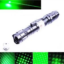 1nw 532nm Green Light Lazer Pointer Pen Adjustable Zoom 009 Torch Flashlight