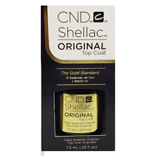 CND SHELLAC UV LED GEL POLISH .25 oz Pick COLOR TOP or BASE Find New Ltd Ed Rare