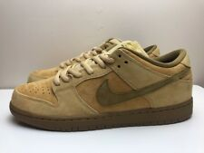 Nike SB Dunk Low TRD QS Trainers Brown UK 12 EUR 47.5 883232 700