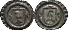 Rappen 1614-1622 Schweiz Basel, Silber #DK49