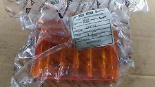 213716 VETRO FRECCIA ANTERIORE SX INDICATORE DIREZIONE PIAGGIO APE TM P703 P602