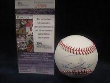 Yu Darvish Autographed Official Major League (Selig) Baseball - JSA Cert