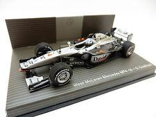 LOT 33181 | Minichamps F1 West McLaren Mercedes MP4-16 D.Coulthard 1:43 OVP
