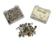 6x Fools Gold Pyrite Fake Pretend Nuggets Box Rock Pirate Party Favour Novelty
