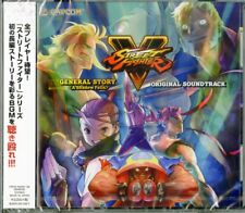 OST-STREET FIGHTER A SHADOW FALLS-JAPAN 2 CD G88