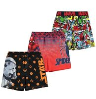 Boys Character Swimwear Mesh Printed Board Shorts Sizes Age from 2 to 13 Yrs