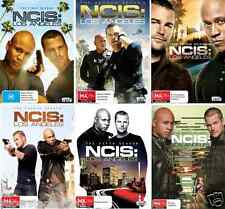 NCIS LA - Los Angeles : Season 1 2 3 4 5 6 : NEW DVD