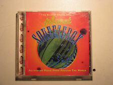 Accordion Music From Around The World : Best of Planet Squeezebox CD 1997 rare