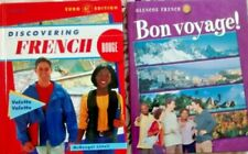 DISCOVERING FRENCH EURO EDITION ROUGE  & BON VOYAGE! 1B