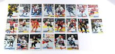 1993-94 Score International Stars Hockey Insert Set 1-22
