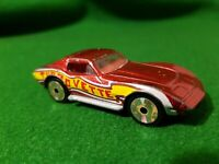 "Matchbox Superfast Chevrolet Corvette ""Turbovette"" laser wheels"