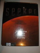 Seeker MAC MACINTOSH game CD-ROM 3D Space Solar System Journey BISQUE Software