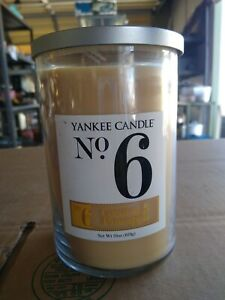Yankee Candle NO.6 Coconut Pineapple 2 wick 22oz