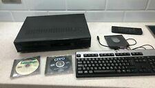 Commodore Amiga CDTV with original CDTV discs/remote - Fully Working
