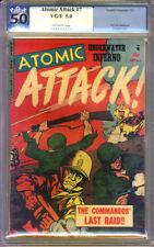 Atomic Attack #7 PGX 5.0 VG/FN Universal PGX #501046773