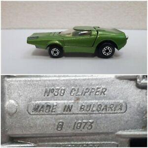 (Made In Bulgaria!) Matchbox - #39 Clipper