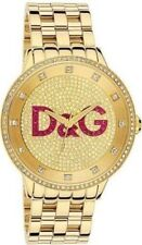 D&g Dolce & Gabbana Women's dw0377 Prime Time Watch
