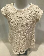 Taille O By Eliane Et Lena Baby Girl Dress Size 12 Months Nwt (Bin Ag)