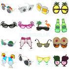 Hawaiian Fancy Dress Costume Stag Hen Night Novelty Funny Sunglasses Glasses