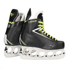 Patins de patinage sur glace et de hockey noires taille 39