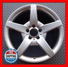 "MERCEDES CLK SLK AMG 2004-2009 Factory OEM Wheel 18"" REAR Rim A1714011702 #R"