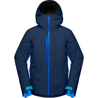 NORRONA LOFOTEN Gore-Tex Insulated JACKET - Giacca Freeride Uomo 1001-18 2295