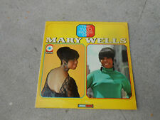 MARY WELLS-THE TWO SIDES OF-LP-VINYL-US-ATCO 33 199-MONO-RARE!