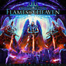 Cristiano Filippini's FLAMES OF HEAVEN - The Force Within CD 2020 Melodic Metal