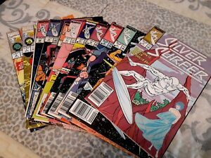 Silver Sufer #2 comic lot