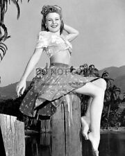 ACTRESS EVELYN ANKERS - 8X10 PUBLICITY PHOTO (BB-579)