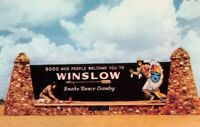 Welcome You to Winslow Az Snake Dance Country Petley photo Stan Davis