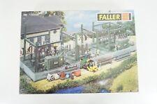 Faller HO Scale Transformer Station Kit Item 130958 SELAED NEW S6