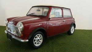 ROVER MINI COOPER 1.3i rouge métal 1/12 kit monté TAMIYA voiture miniature coll.