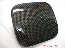 96-00 Honda Civic EK Carbon Fiber Fuel Door Gas Lid