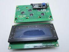 Display lcd 2004 20x4 retroilluminato blu + interfaccia seriale IIC I2C Arduino