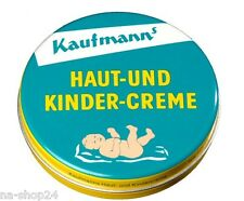 (11,63 €/ 100ml) 30ml Kaufmann's Skin and Child Cream Babycreme Baby