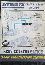 ATSG 2008 GM seminar manual
