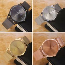 Luxury Women Stainless Steel Watch Analog Quartz Bracelet Wrist Watches Gift