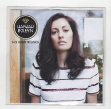 (ID273) Hannah Boleyn, No Hard Feelings - 2014 DJ CD