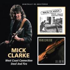 West Coast Connection/Steel & Fire von Mick Clarke (2009)