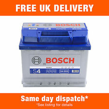 Bosch S4005 Type 027 Car Battery Audi A1 Citreon DS3 NISSAN Quashqai VW Golf