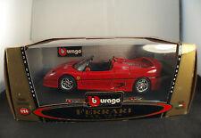 Burago Bijoux collection n° 1552 Ferrari F50 1995 neuf en boite 1/24