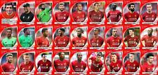 Liverpool Football Squad Trading Cards 2019-20