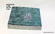 WESFIL CABIN FILTER FOR Mitsubishi Colt 1.5L 2006-on WACF0178