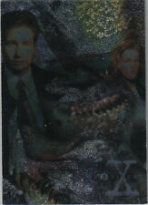 X FILES SEASON 3 ETCHED FOIL CARD i5