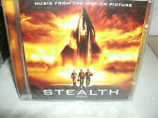STEALTH,FILM SOUNDTRACK,2005,BRAND NEW